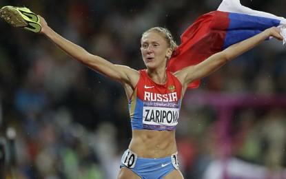 Олимпийская чемпионка из России Юлия Зарипова может быть дисквалифицирована за допинг
