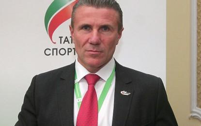 Сергей Бубка: «На посту президента Международной ассоциации легкоатлетических федераций готов и дальше развивать ее успехи»
