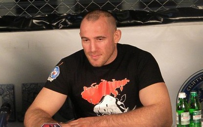 Известный украинский боец Олейник получит российское гражданство