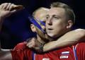 Волейболист сборной России Спиридонов дисквалифицирован на два матча за неуважение к болельщикам