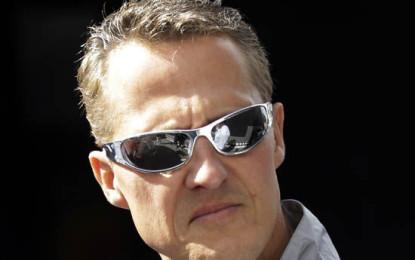 Врач Шумахера: «Михаэль может выздороветь в течение одного-трех лет»