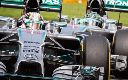 «Формула-1»: Ремейк Проста и Сенны