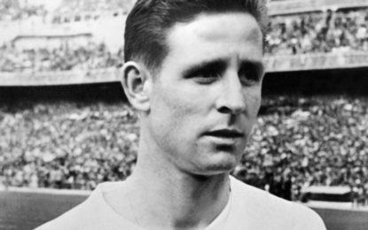 Умер легендарный французский футболист Раймон Копа
