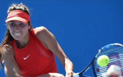 Теннисистка Осеан Доден может быть дисквалифицирована на пять лет